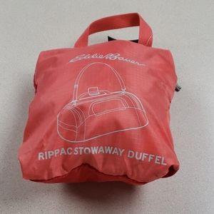 Stowaway Duffel bag by Eddie Bauer